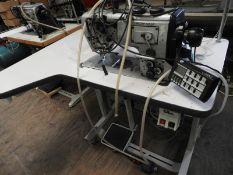 *Durkopp Adler Type N291-185-182 Industrial Sewing