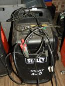 *Sealy Superstart 420 Jump Starter