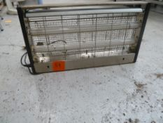 * Insect electricutor, good condition, sold as seen.