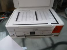 * Epson XP-345 colour printer good condition, all working.