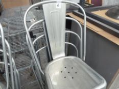 * Very clean SS chairs x4 (RRP £110 each)