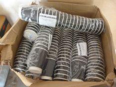 *Box of Jack Daniels Paper Cups