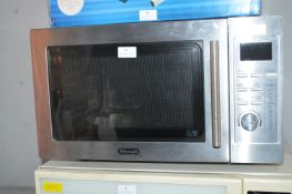 Delonghi Stainless Steel Microwave Oven