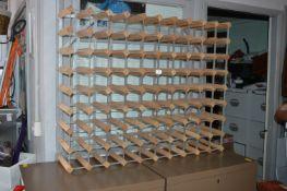 80 Bottle Wine Rack
