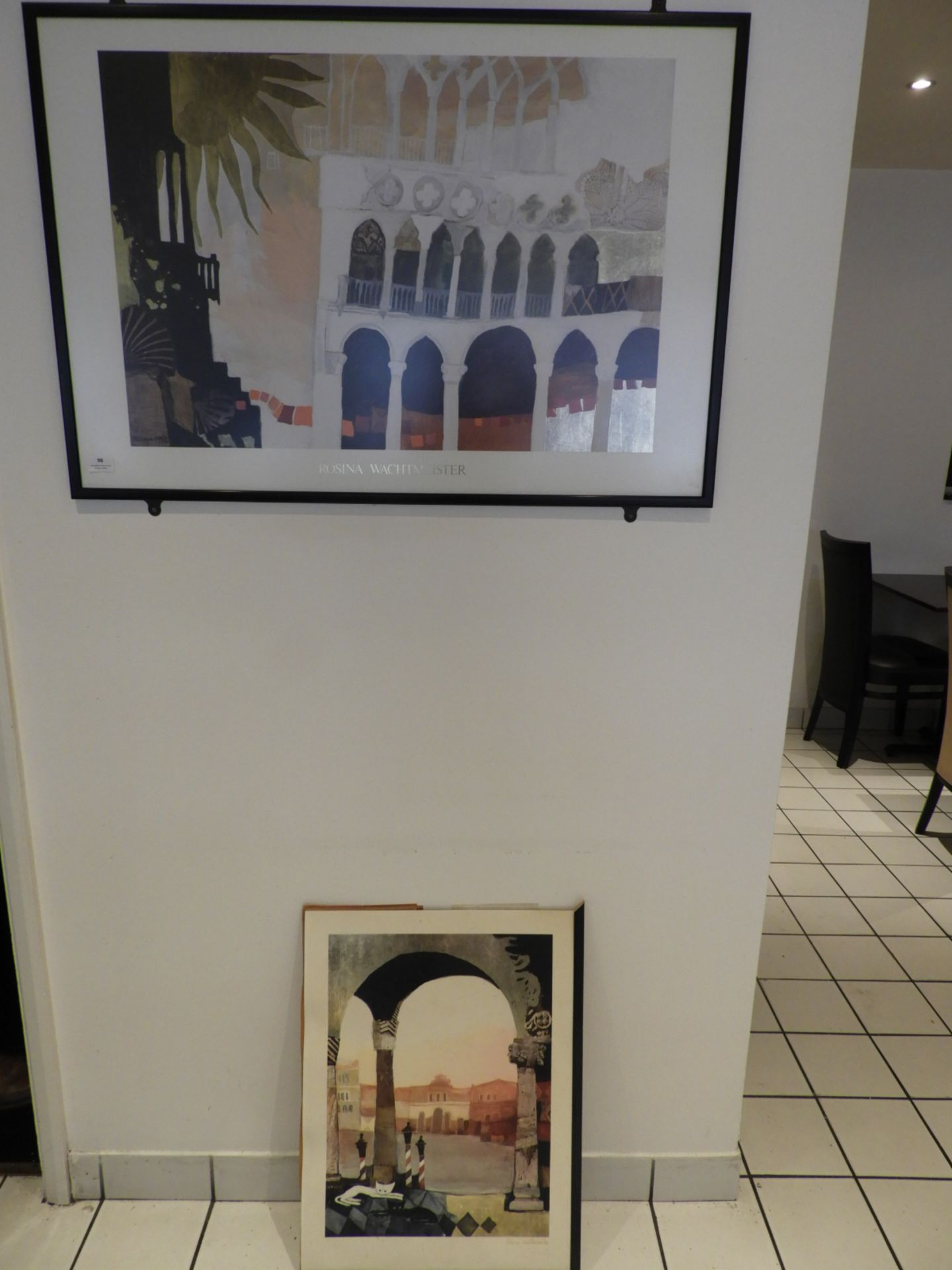 Lot 98 - *Rosina Print plus One Other