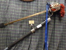 Johnstone Collection: Basket Sword and Scabbard