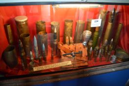 Universal Collection of Shells of Various Sizes and Calibers from Over the Past Century