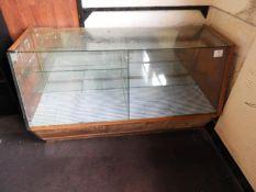 Quick Service Glazed Display Cabinet