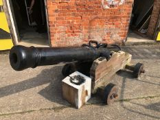 Reproduction French Cannon