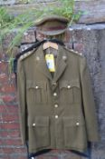 RCT Captain's No.02 Dress Jacket, Trousers and Cap