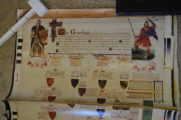 The Pedigree Roll of Thomas Charles Hanbury-Tracey