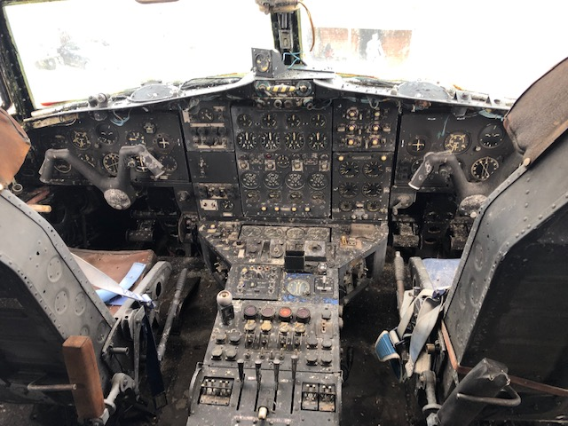 The Last Remaining Blackburn Beverley Transporter Aircraft XB259 - Image 3 of 9