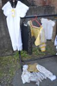 Job Lot of Night Gowns, Babies Christening Gown, Period Style Sleeves, etc.