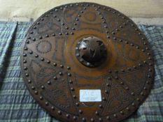 Johnstone Collection: Antique Style Scottish Shield
