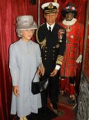 Waxwork Model of Prince Philip