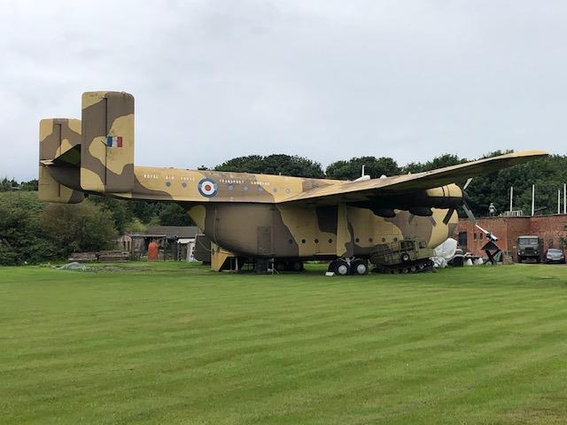 The Last Remaining Blackburn Beverley Transporter Aircraft XB259 - Image 2 of 9