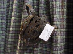 Johnstone Collection: Basket Protector for a Scottish Sword