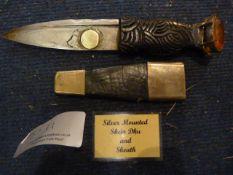 Johnstone Collection: Skein Dhu