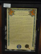Johnstone Collection: Framed History of the Name Johnstone