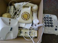 Box of Telephones