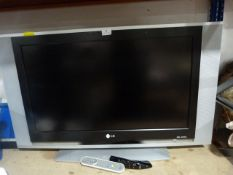 "LG 31"" with Built-In Speakers"