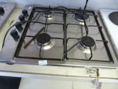 Candy Four Ring Gas Hob