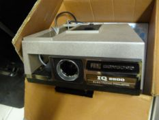 Prinz Concord IQ2500 Slide Projector