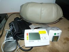 Salter Blood Pressure Monitor, Massager, etc.