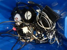 Netgear Routers, Electric Wires, etc.
