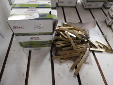 """*6 Boxes of 10000 12mm 1/2"""" Staples Series: 3G7112C"""