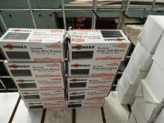 """*10 Boxes of 10,000 3/8 crown 3/8"""" Length Staples"""