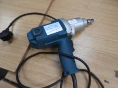 "*1/2"" Drive 240v Impact Wrench"