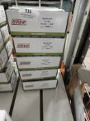 *10 Boxes of 10000 10mm 3/8 Staples Series: 3G7110C