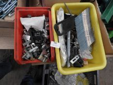 *Two Boxes of Mixed Ironmongery and Fixings