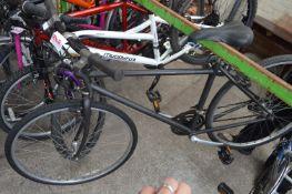 Raleigh Gents Black Road Bicycle