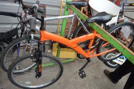 Indi Orange Mountain Bicycle