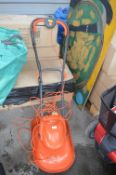Flymo Micro Lite Electric Lawnmower