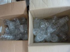 *~140 Small Drinking Glasses