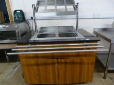 Granite Topped Servery Unit