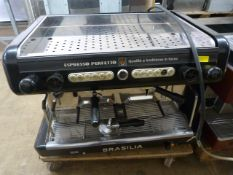 Brasilia Opus Sublima Coffee Machine