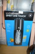 *Sodastream One Touch Sparkling Water Maker