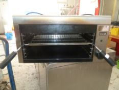 * Lincat Multigrill, working and very good condition.(600Wx320Hx480D)