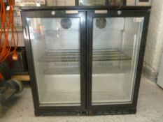 * UKCM Bar cooler, clean condition, fan inside needs replacing.