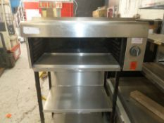 * Falcon multigrill with stand, working and very good condition.(785Wx1400Hx560D)