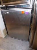*Polar single door undercounter fridge direct from a national chain (600Wx600Dx850H)