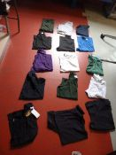 Fifteen Tops (Various Colours and Sizes)