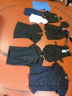 8182 - Branded Sports Clothing, Footwear and Clothing