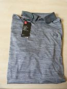 *Under Armour Performance Polo Size: Large