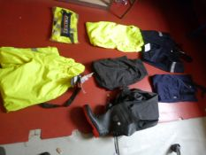 Seven Assorted Items of Hi-Vis Clothing