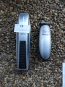 *Two Sets of Battery Operated Clippers
